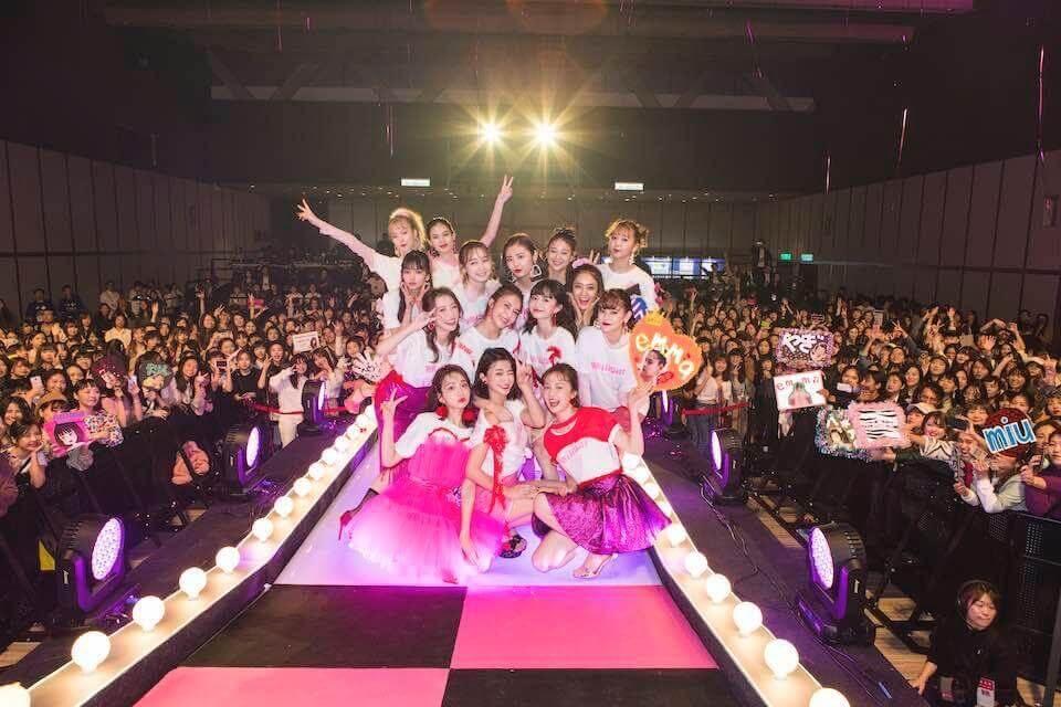 ViVi Night in Taipei 2019の様子